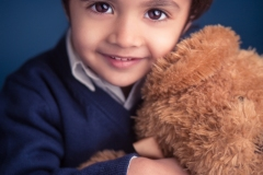 Artistic Child Portrait