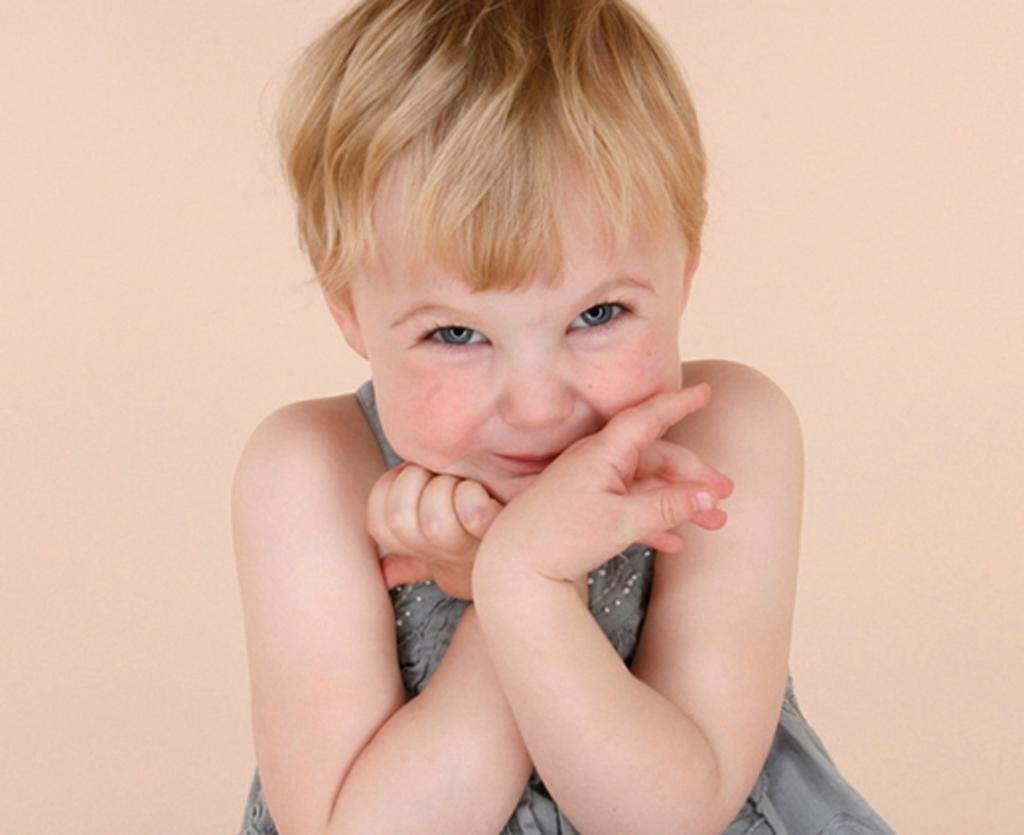 elegant child portraits